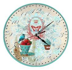 Настенные часы (30 см) AKI C218 Акита