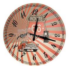 Настенные часы (60 см) C60-6 Акита