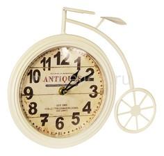 Настольные часы (26х22 см) Велосипед 3B040-1 Акита