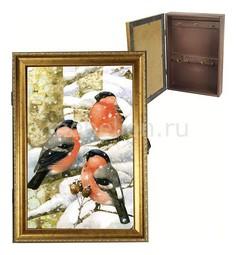 Ключница (24х34 см) Снегирь 312-45 Акита