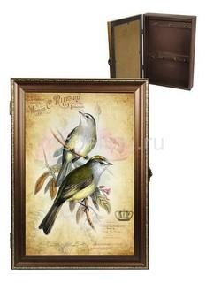 Ключница (24х34 см) Винтаж 312-23 Акита