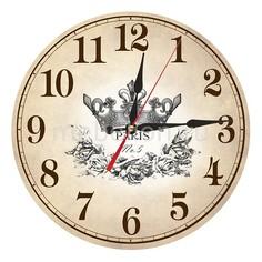 Настенные часы (30 см) Корона AC13 Акита