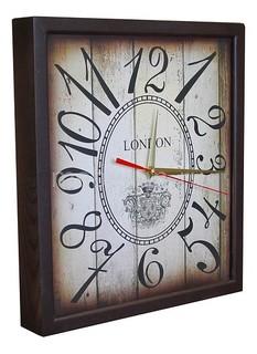 Настенные часы (34х30 см) London 3034-10 Акита