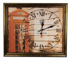 Настенные часы (47х40 см) Лондон 4047-1 Акита