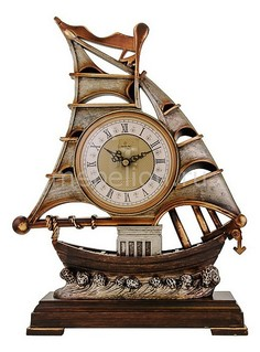 Настольные часы (32х41 см) Транспорт OMT 983 Петроторг