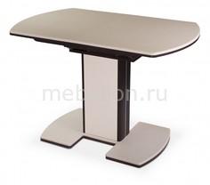 Стол обеденный Реал ПО с камнем Домотека