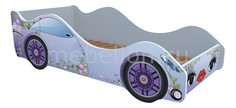 Кровать-машина Сирень M052 Кровати машины