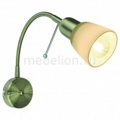 Бра Lettura A7009AP-1AB Arte Lamp