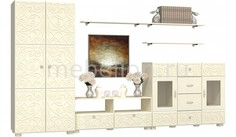 Гарнитур для гостиной Легенда Компасс мебель