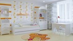 Гарнитур для детской Соня премиум Компасс мебель