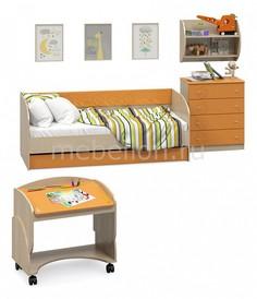 Гарнитур для детской Маугли Компасс мебель