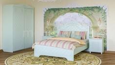 Гарнитур для спальни Соня Компасс мебель