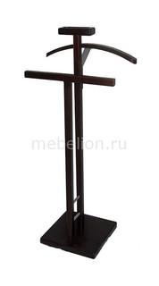 Вешалка для костюма Галант 340 темно-коричневый Мебелик
