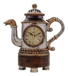 Настольные часы (28х29.5 см) Чайник 1367 Петроторг