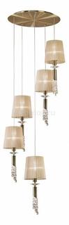 Подвесной светильник Tiffany 3877 Mantra