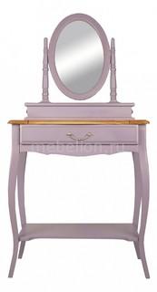Стол туалетный Leontina lavanda Этажерка