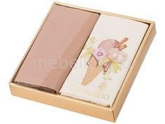 Набор из 2 салфеток (40х40 см) Мороженое