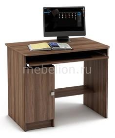 Стол компьютерный Бостон-4 ВМФ