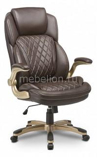Кресло для руководителя T-9915A/BROWN Бюрократ