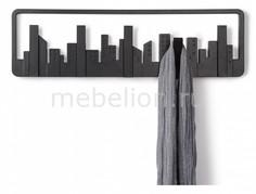 Вешалка настенная (49.5х15 см) Skyline 318190-040 Umbra
