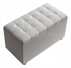 Банкетка-сундук White 80-40-4 Sonum