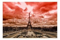 Панно (60х40 см) Париж 149895838 Ekoramka