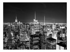 Панно (80х60 см) Манхеттен 115654206 Ekoramka