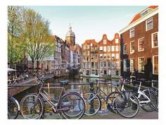 Панно (80х60 см) Амстердам 129990234 Ekoramka