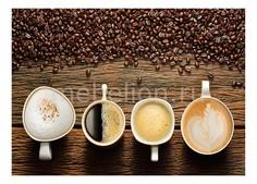 Панно (70х50 см) Кофе 12283962 Ekoramka