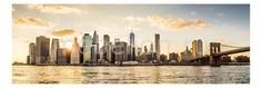 Панно (150х50 см) Манхеттен 1724652К50150 Ekoramka