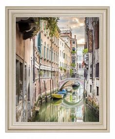 Панно (50х40 см) Венеция 1741020Б5040 Ekoramka