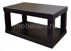 Стол журнальный Сакура 2 венге Мебелик