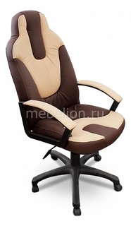 Кресло компьютерное Neo 2 коричневый/бежевый Tetchair