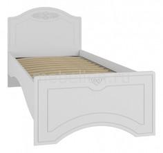 Кровать односпальная Ассоль АС-26 Компасс мебель