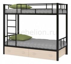 Кровать двухъярусная Валенсия МФ 4 Сезона