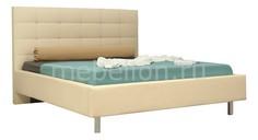 Кровать двуспальная Треви 1600 Олимп мебель