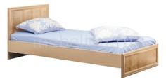 Кровать односпальная Волжанка 06.258 Олимп мебель