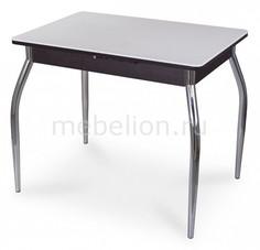 Стол обеденный Альфа ПР-М с камнем Домотека
