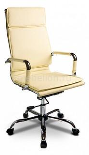 Кресло компьютерное Бюрократ CH-993 слоновая кость