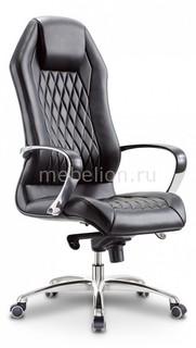 Кресло для руководителя Бюрократ Aura/Black