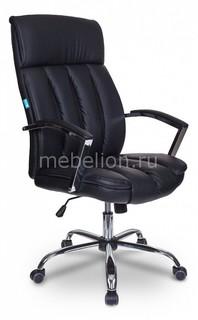 Кресло для руководителя T-8000SL/BL+BLACK Бюрократ