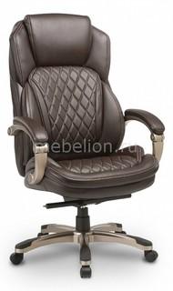 Кресло для руководителя T-9915/BROWN Бюрократ