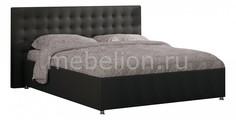 Кровать двуспальная с матрасом и подъемным механизмом Siena 160-200 Sonum