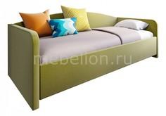 Кровать односпальная с матрасом и подъемным механизмом Uno 80-190 Sonum