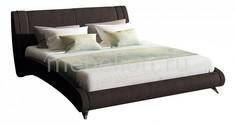 Кровать двуспальная с подъемным механизмом Rimini 180-190 Sonum