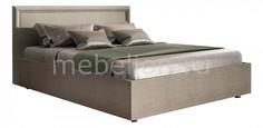 Кровать двуспальная с подъемным механизмом Bergamo 160-190 Sonum