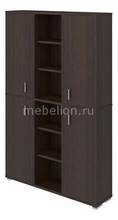 Шкаф книжный Домино ПУ-40-5 МЭРДЭС