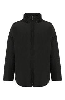 Пуховая куртка на молнии с воротником-стойкой Balenciaga