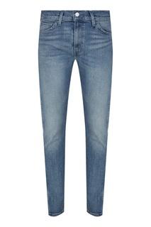 Голубые джинсы L8 Skinny Levis