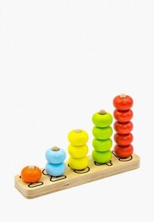 """Набор игровой Alatoys Пирамидка """"Счеты"""" Пирамидка """"Счеты"""""""